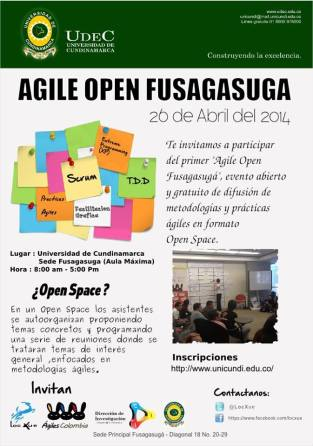 Agile Open Cundinamarca