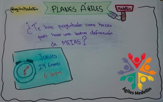 Ágiles Medellín - Planes Ágiles